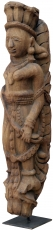 Antique wooden figure - motif 3