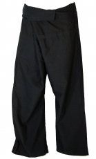 Thai fisherman pants made of strong cotton, wrap pants, yoga pant..