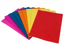 Coloured envelopes (rice paper)