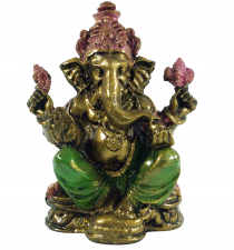Ganesha figure from Recin