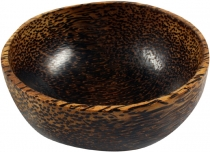 Coconut shell in different sizes