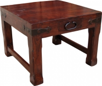 Colonial style coffee table R241 - 60*60*45 cm